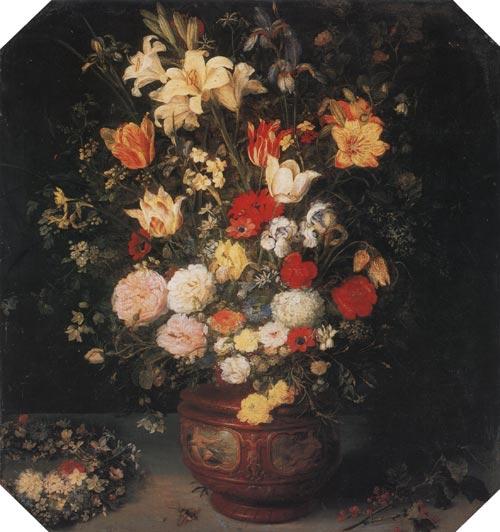 Старший букет цветов около 1609 1615